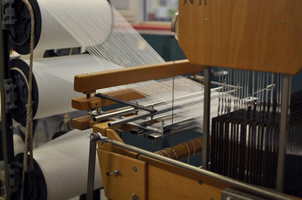 Prototypage /  échantillonnage tissage