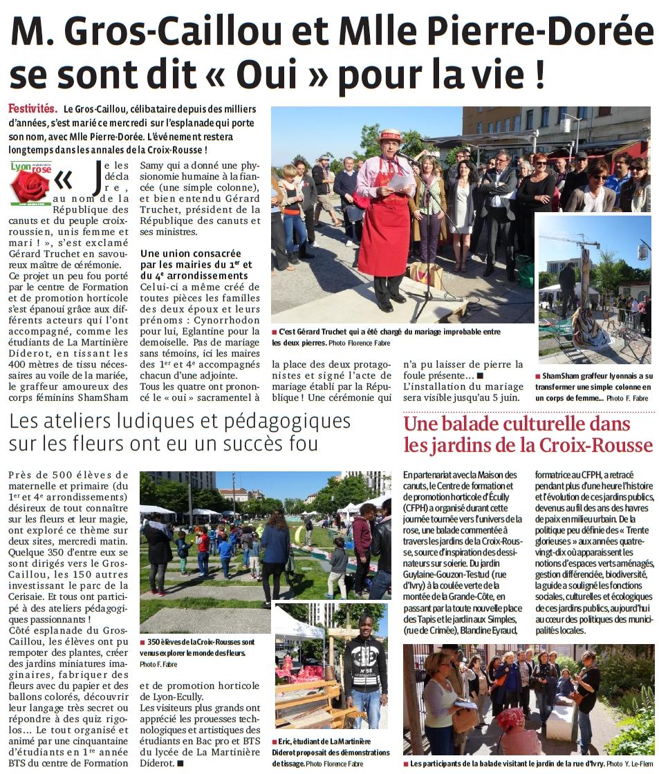 RDC - Gros Caillou - 2015 05 28 (Le Progrès)